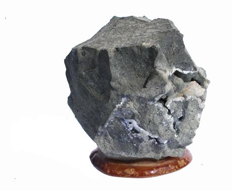 natrolite  geode